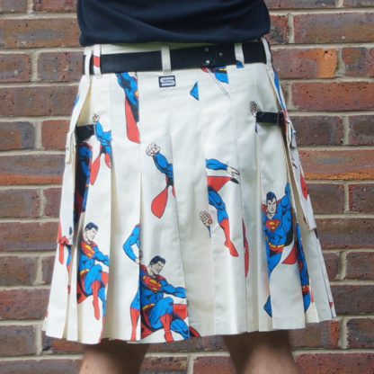 Superman Kilt