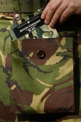 DPM Camouflage Combat Kilt
