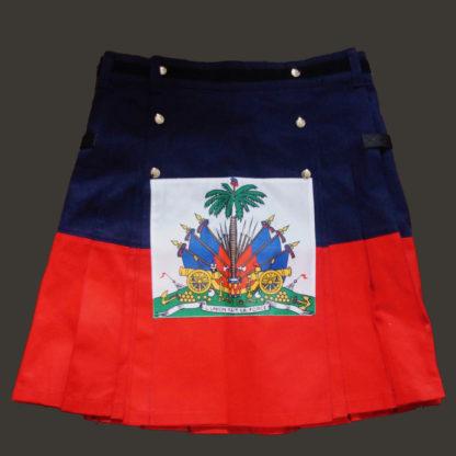 Haitian Flag Killt